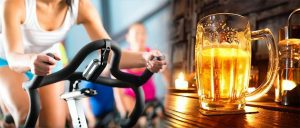 effects of alcohol on fitness goals